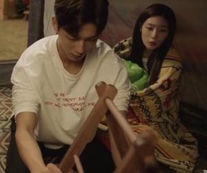 kdrama, ji soo, and jung chaeyeon image