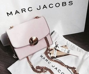 marc jacobs, purse, and pink purse image