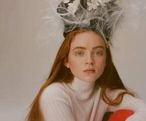 sadie sink, stranger things, and actress image