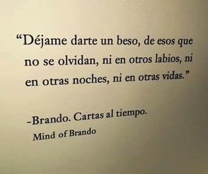 Besos, frases, and citas image