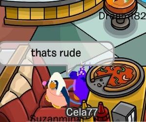 meme and club penguin image