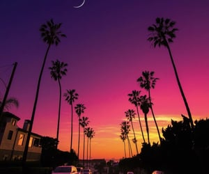 aesthetic, pink, and San Diego image