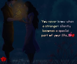 love couple, love quotes, and quotes image