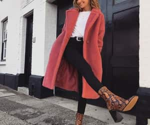 fashion, winter, and shoes image