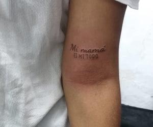 mom, tatuaje, and minitattoo image