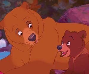 bear, brother bear, and kenai image
