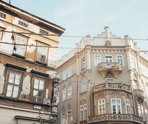 aesthetic, beige, and city image