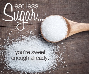 sugar, sweet, and fit image