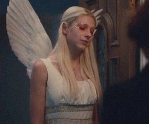 angel, euphoria, and tv image