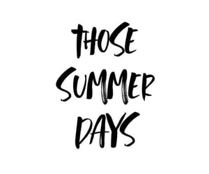 summer, beach, and quotes image