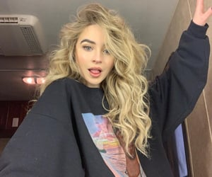 sabrina carpenter, celebrity, and hair image