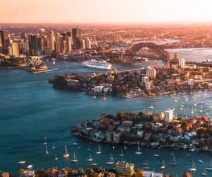 architecture, oceania, and Sydney image