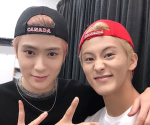 mark, jaehyun, and nct image