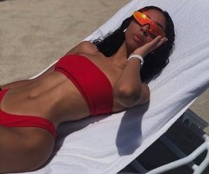 bikini, girly, and Miami image