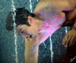 abs, siwon, and OMG image