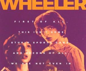 stranger things and mike wheeler image