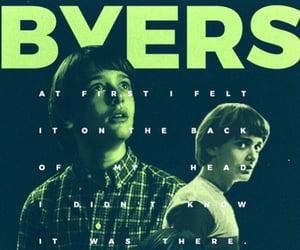 stranger things and will byers image