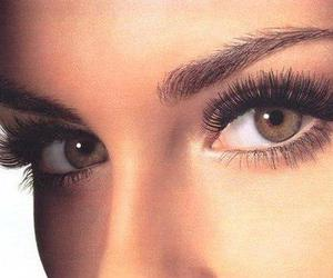 eyes, beautiful, and make up image