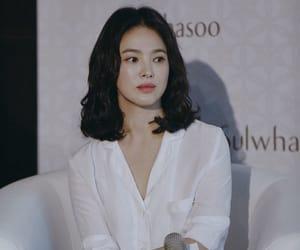 kdrama, song hye kyo, and kactress image
