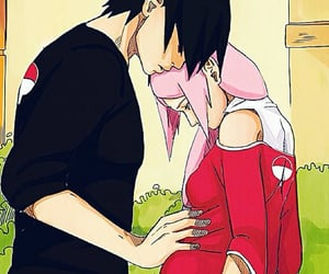 sasusaku and sasuke image