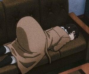 icons, dazai osamu, and sleep image