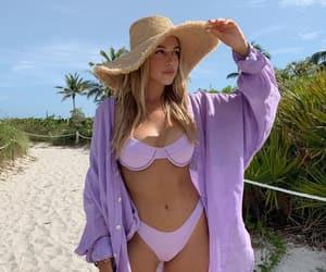 accesories, bikini, and body goals image