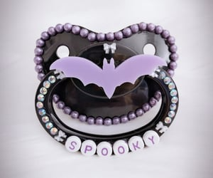 bat, cgl, and pacifier image