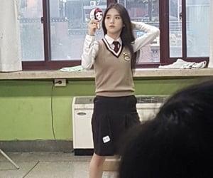 girl groups, heejin, and jeon heejin image