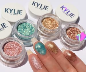 glitter and kylie image