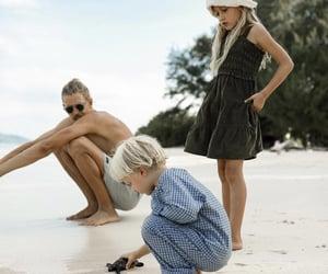 beach, boy, and children image
