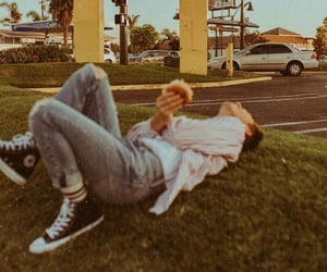 vintage, McDonalds, and 90s image