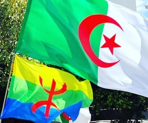 algerie and kabyle image