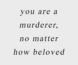 murderer image