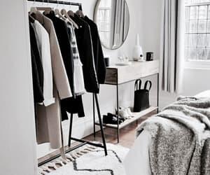bedroom, room, and fashion image
