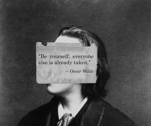 oscar wilde, quotes, and yourself image