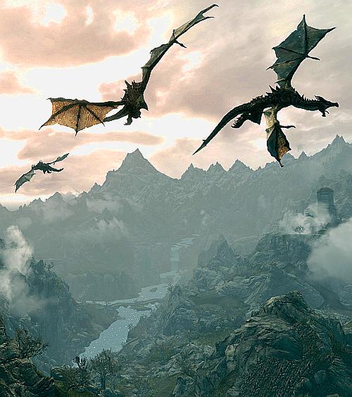 article, dragon, and fantasy image