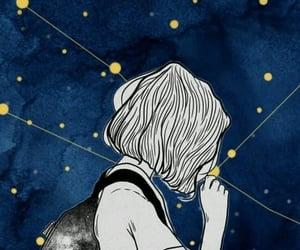 adios, alone, and moon image