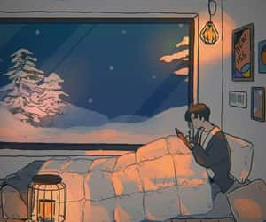 anime, Dream, and feelings image