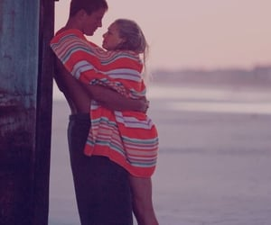 love, couple, and dear john image