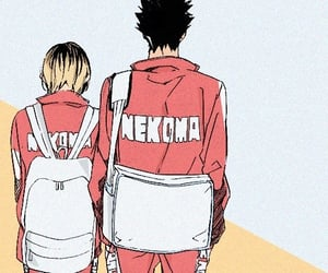 best friends, color, and manga image