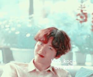 exo, byun baekhyun, and gif image