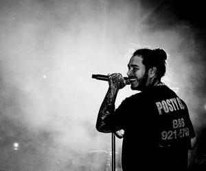 smile, rappeurs, and post malone image