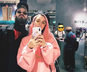 couple, marzia bisognin, and pewdiepie image