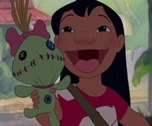 cartoons, lilo and stitch, and lilo pelekai image