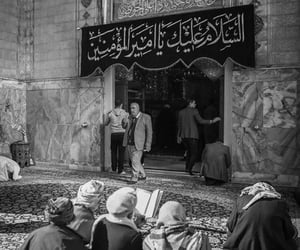 الامام علي ستوريات, كربلاء النجف, and عاشوراء محرم حزن image