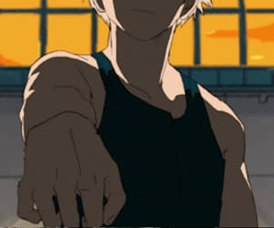 anime, my hero academia, and gif image