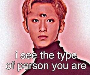 kpop, mark, and kpop meme image