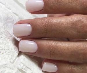 nails, beautiful, and chic image