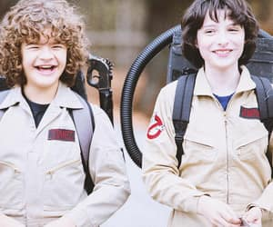 Ghostbusters, stranger things, and dustin henderson image