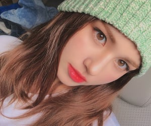 somi, icon, and kpop image